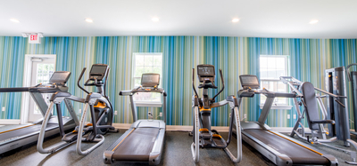 Fitness Center at Gramercy in Carmel, Indiana